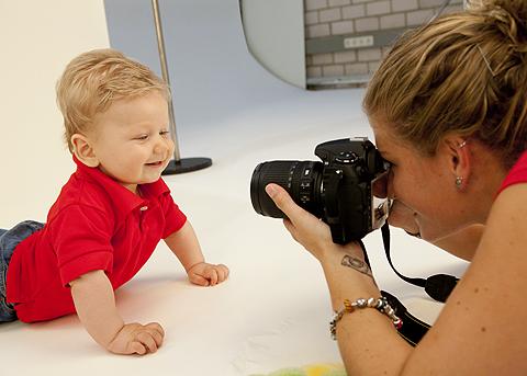 Lisa Kolb, neue Fotografin bei RIEGG