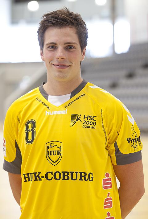 Spieler des HSC 2000 Coburg
