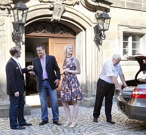 Welcome to Hotel Schloss Thurnau!