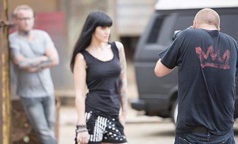 RIegg & Partner Behind the scene 01