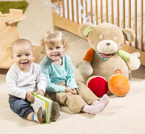 Riegg & Partner Riesenspaß im Kinderzimmer 05