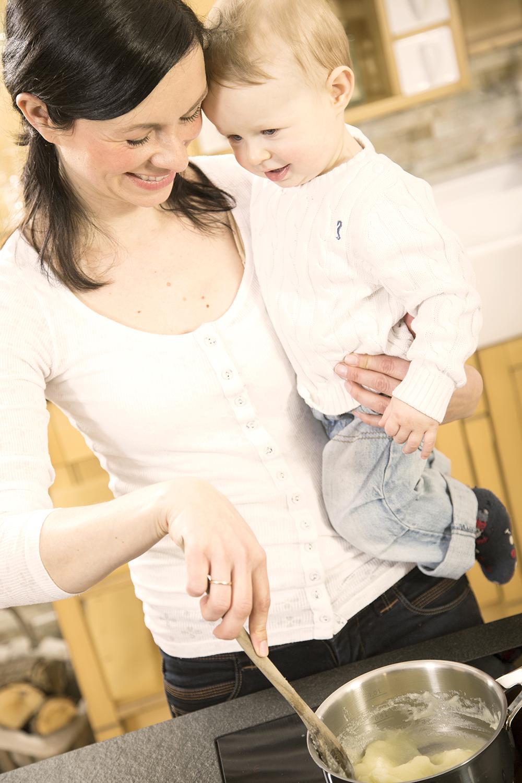 Babyviduals Babynahrung - ganz fix zubereitet
