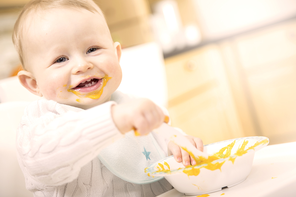 Babyfotografie mit großen Emotionen