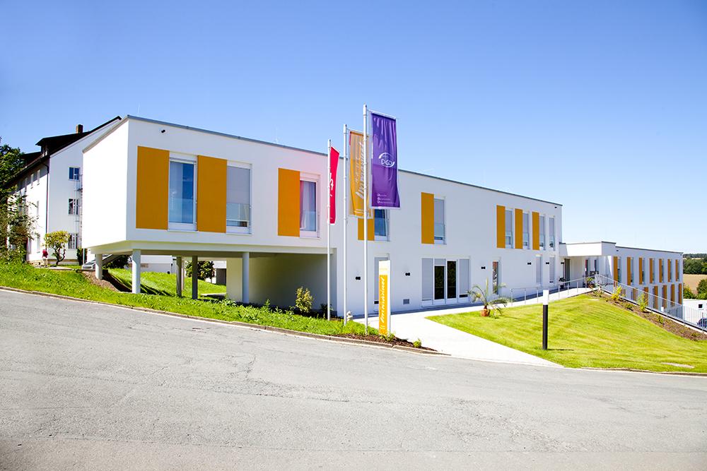 Architekturfotografie, Riegg & Partner, Haus Immanuel