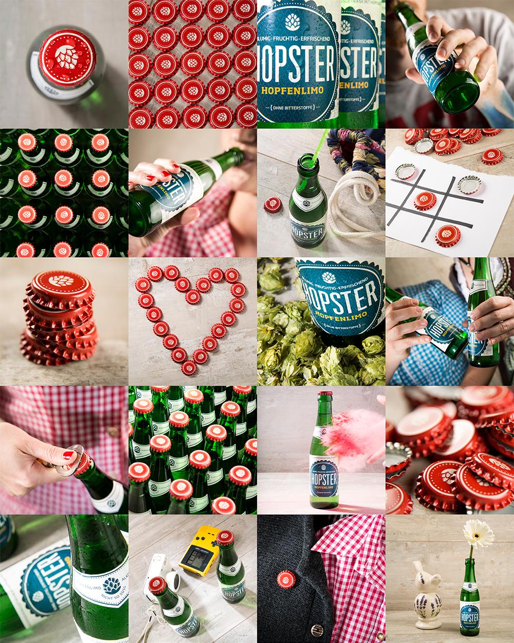 Riegg & Partner Produktfotografie Hopster