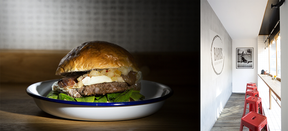Riegg und Partner Werbeagentur Foodfotografie Burger Baros Burgerkunzt Marktredwitz