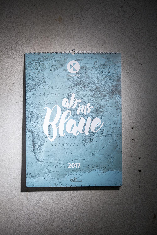 Riegg und Partner Denkalender 2017 Kalender
